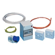mains flush mounted hook up kit 240v Our mains hook-up kit (flush-mounted, 240v) is all you need to install 240v power in your caravan or camper included in the kit is a flush-mounted inlet socket.