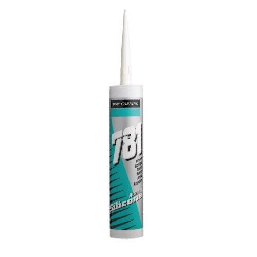 Dow Corning 781 Acetoxy Silicone Sealant Vanguard