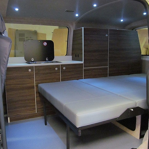 Trendline Campervan Units Vanguard Campervan Parts