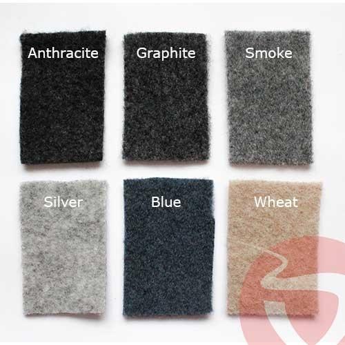 Veltrim Easy Liner (Carpet Lining)   Vanguard Campervan Parts
