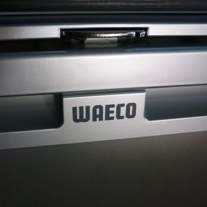 Waeco Fridge with Freezer Compartment