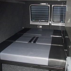 Rock & Roll Bed in a Dodge Ram