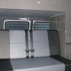 Rock N Roll Bed in seat possition