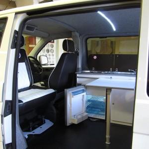 VW T5 Campervan Conversion