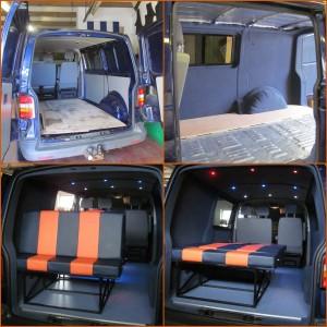 VW T5 Day Van