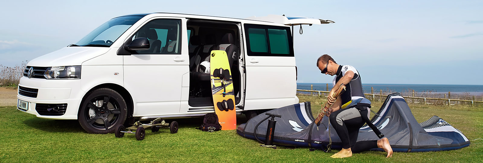 VW T5 Camper Explore