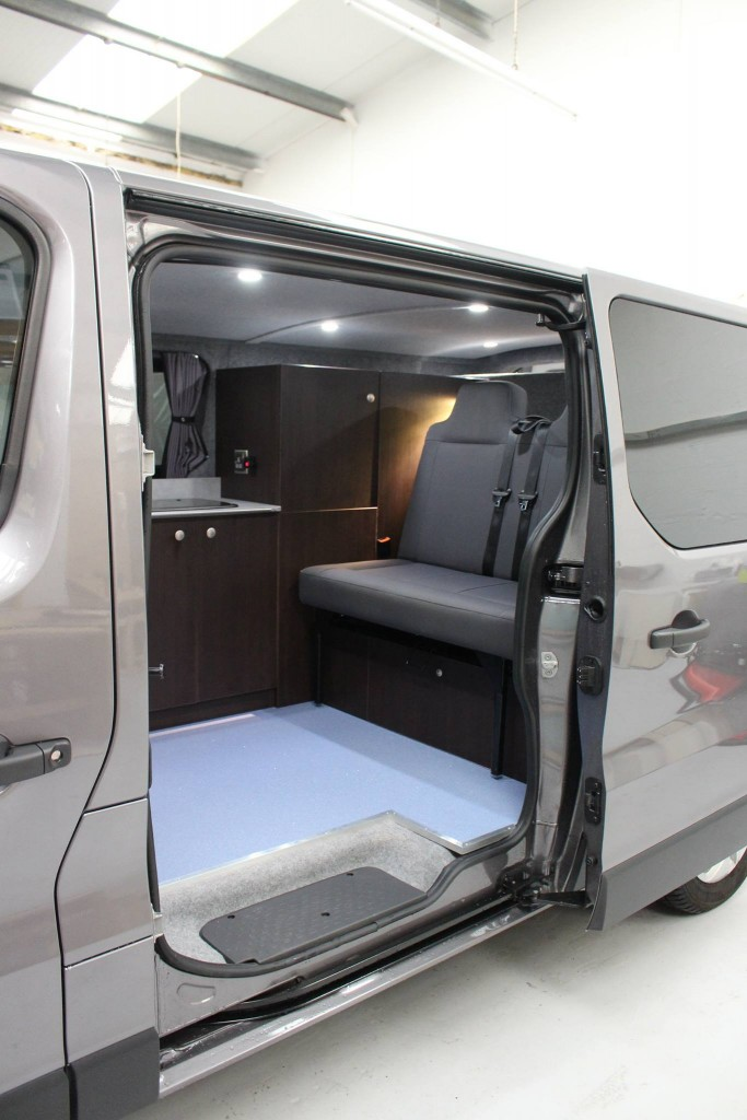 MTB Camper Van