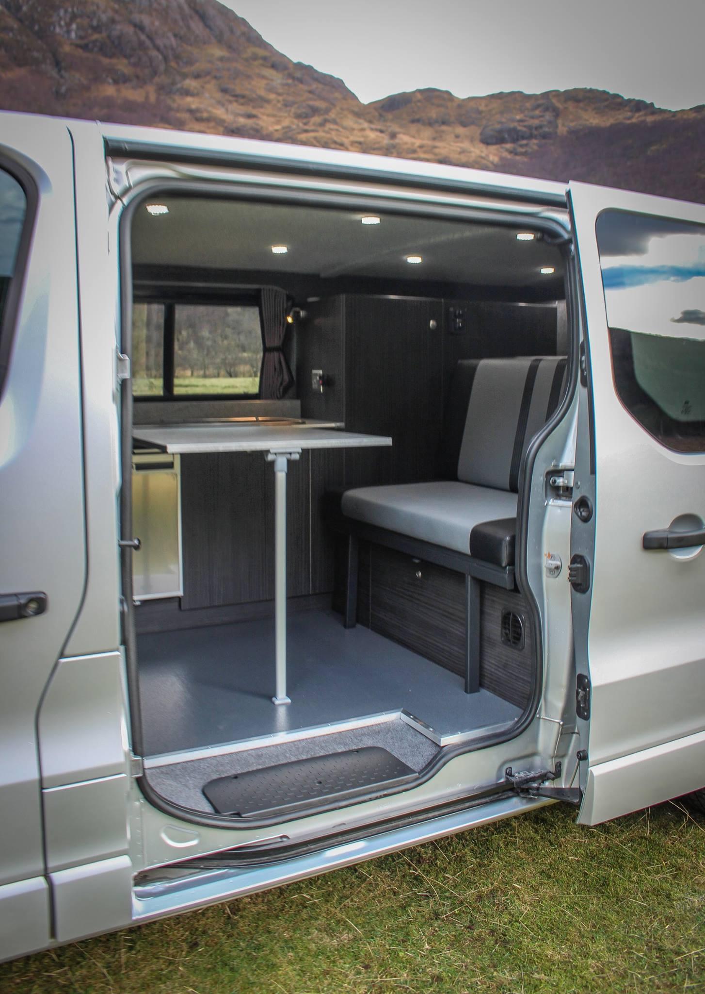 Mtb Camper Van Campervans Built For Adventures