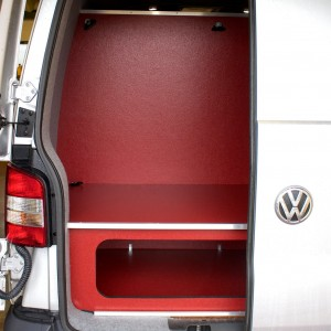 VW T5 MTB Campervan