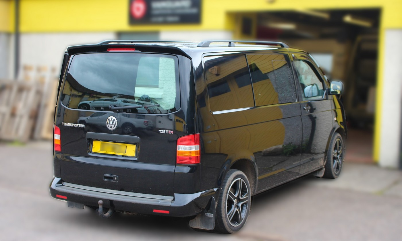 VW T5 Campervan Conversion Scotland