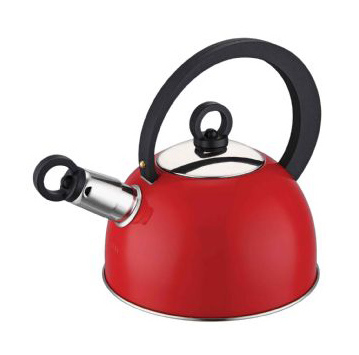 Funky Red Kettle