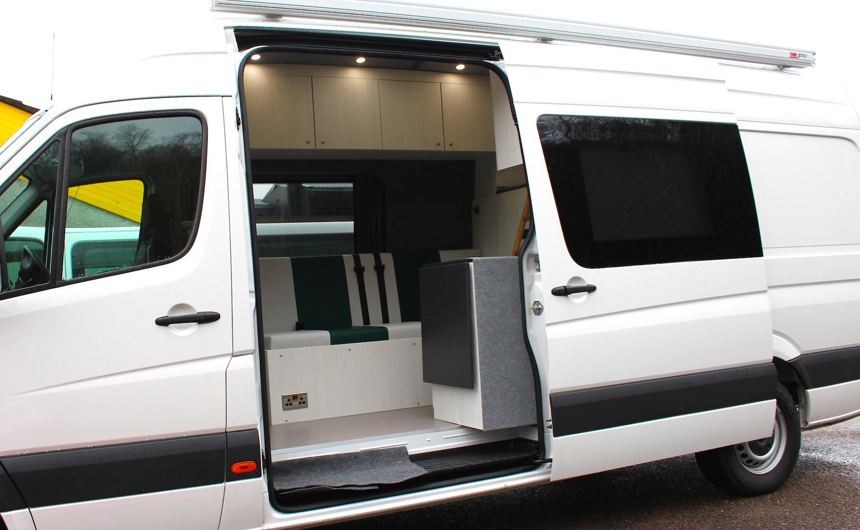 Volk Wagon Volkswagen Crafter Campervan