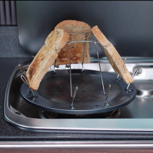 A campervan toaster for your hob