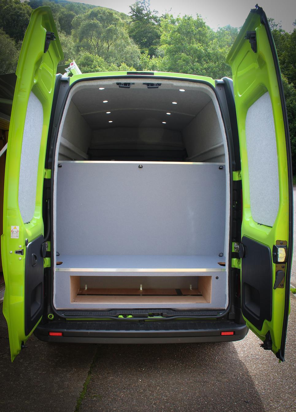 Renault Trafic Mtb Campervan