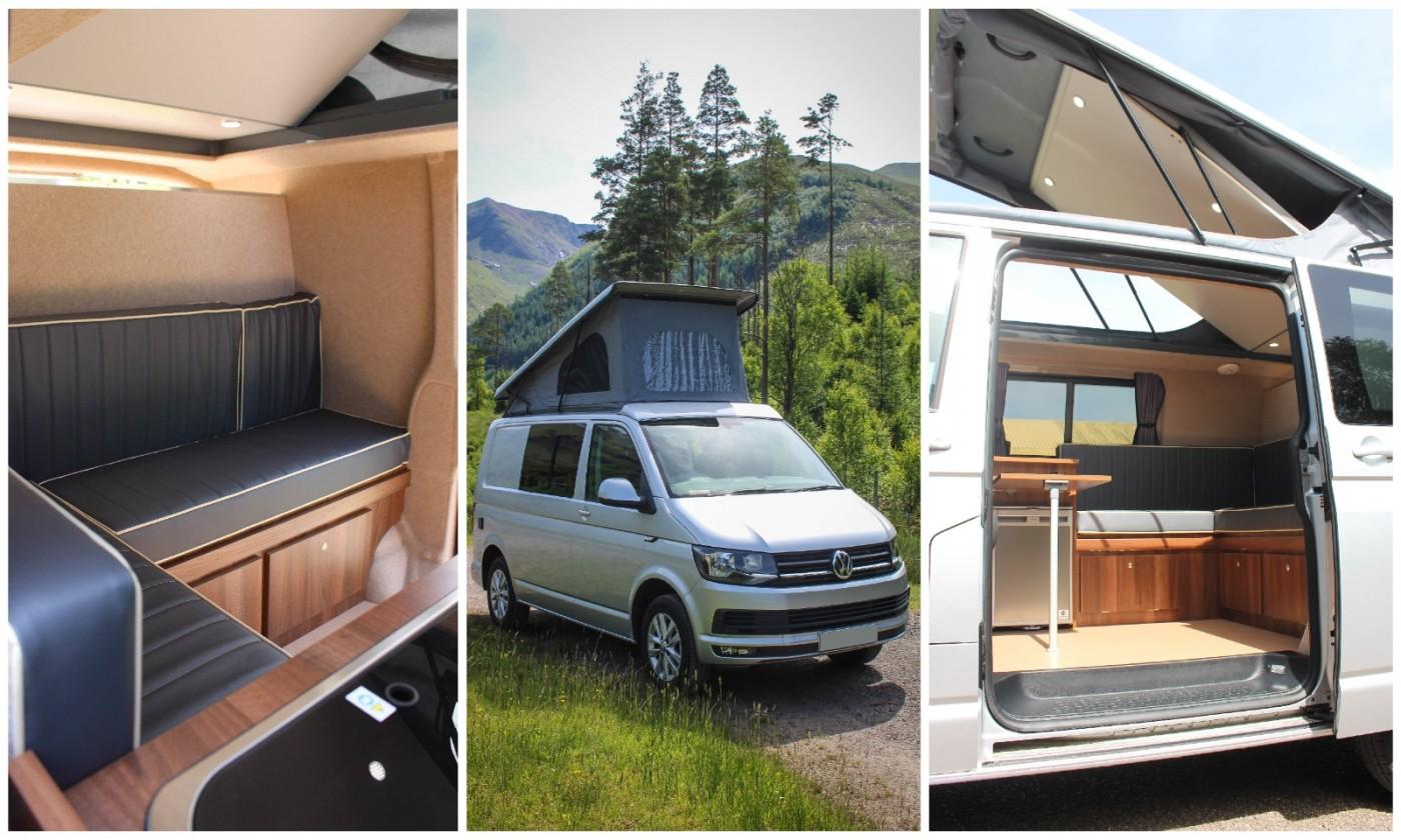 VW T6 Comfortline Lounge