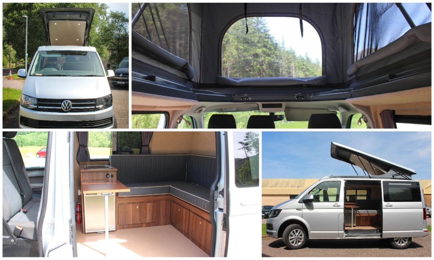 Vanguard Comfortline Campervan