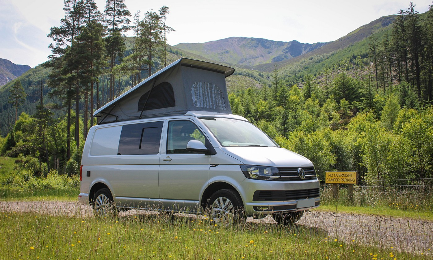 VW T6 Comfortline Campervan