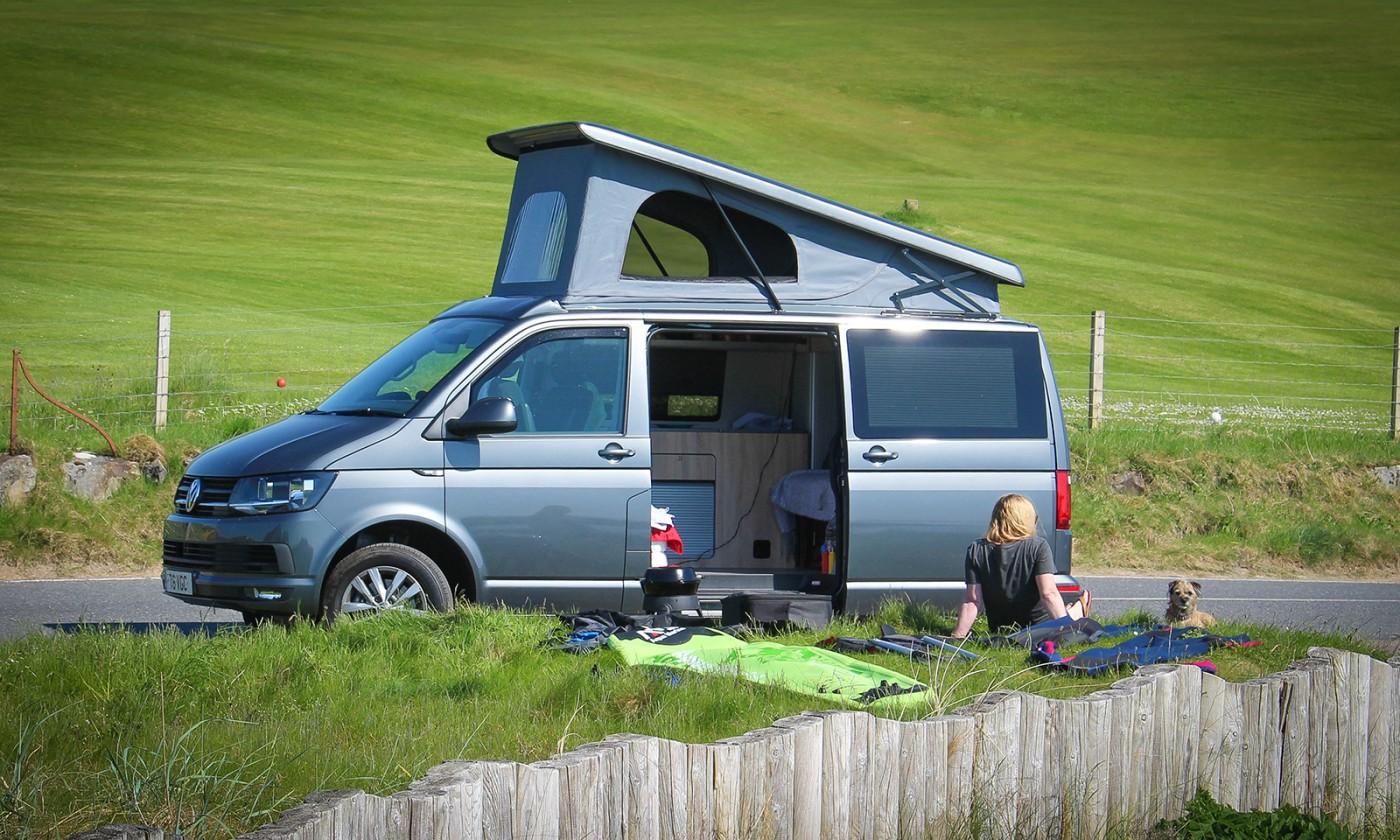 VW T6 Highline Campervan