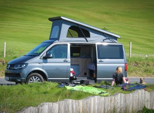 VW T6 Highline Campervan
