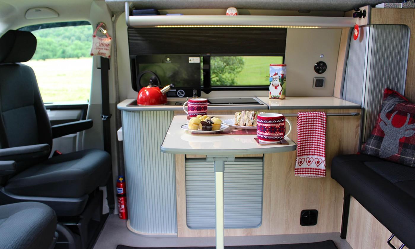 Campervan T6