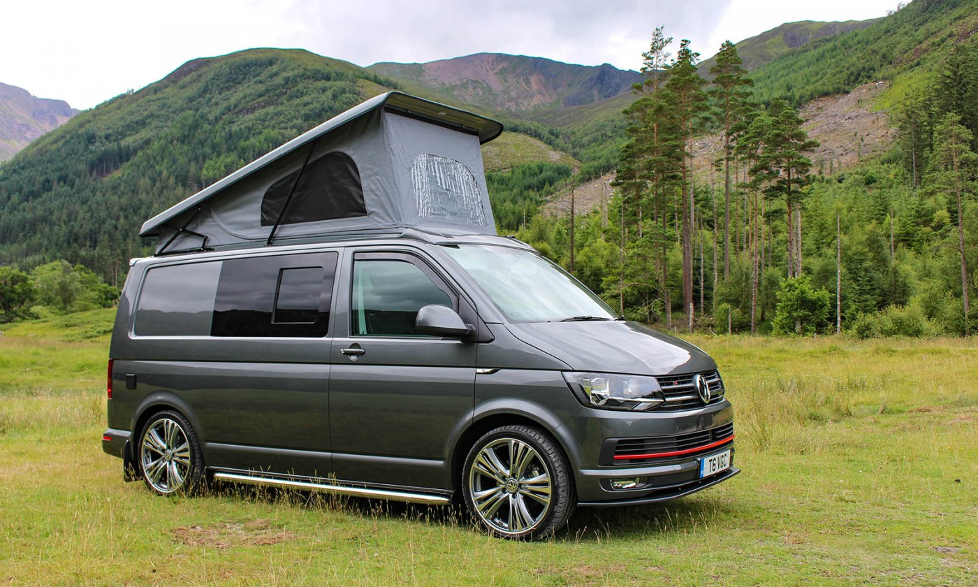 VW Camper T6