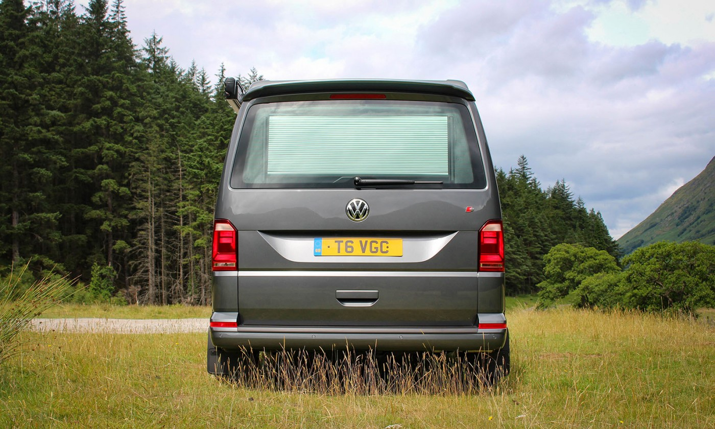 VW T6 Tailgate